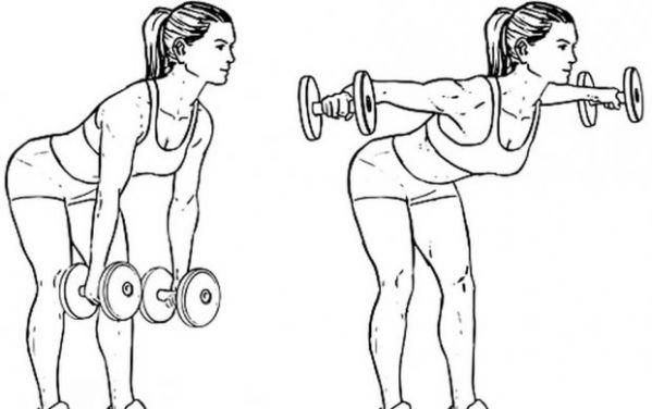 Особенности тренировок с отягощениями