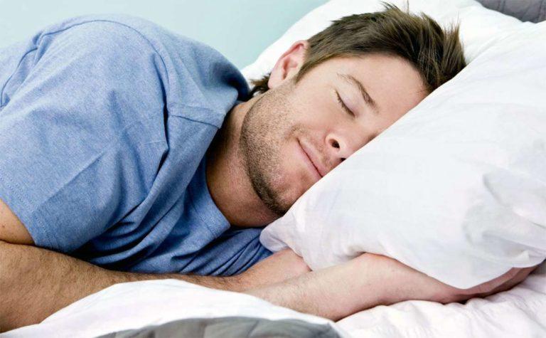 Спать не меньше восьми часов