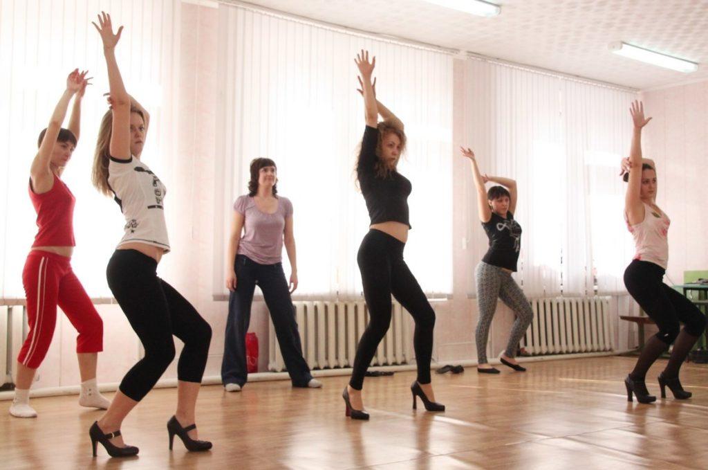 Танцы повышают эластичность сосудов